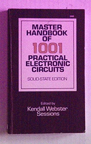 9780830629800: Master Handbook of 1001 Practical Electronic Circuits