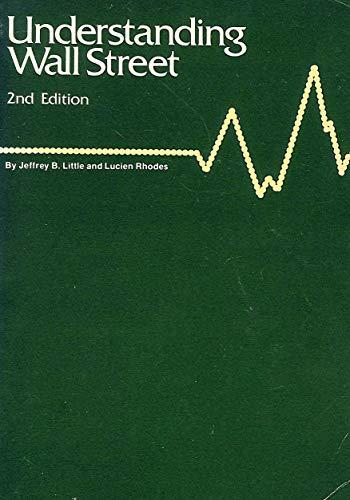 9780830630202: Understanding Wall Street