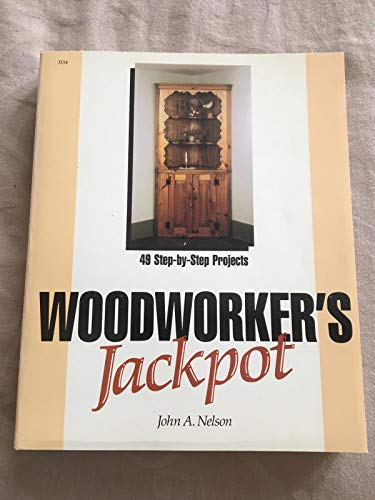 9780830631544: Woodworker's Jackpot: 49 Step-By-Step Projects