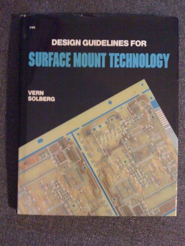 9780830631995: Design Guidelines for Surface Mount Technology