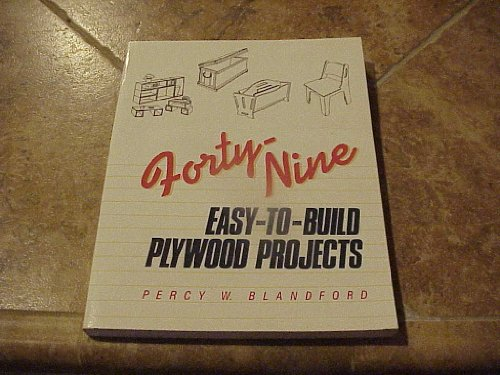 9780830633449: 49 Easy-To-Build Plywood Projects