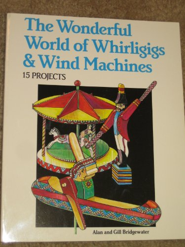 9780830633494: Wonderful World of Whirligigs and Wind Machines