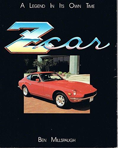 9780830635368: Z Car: A Legend in Its Own Time