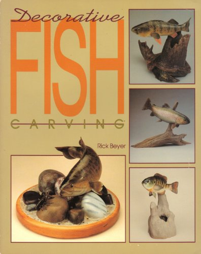 9780830635689: Decorative Fish Carving