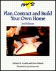 9780830635849: How to Plan, Contract and Build Your Own Home