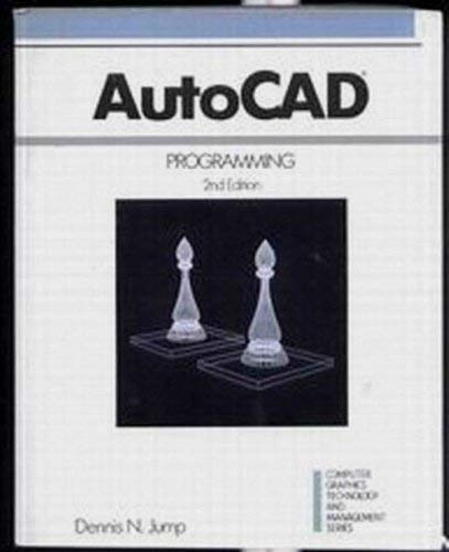 9780830637799: Autocad Programming (Computer Graphics Technology and Management Series)