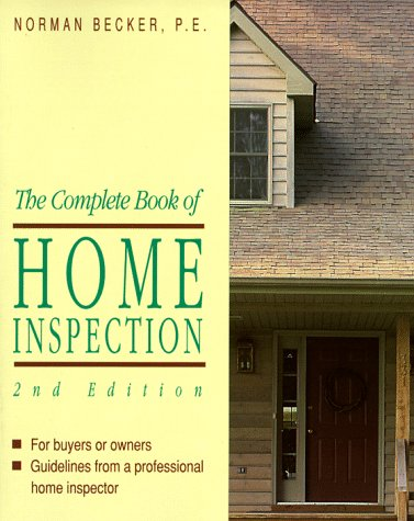 9780830637850: Complete Book of Home Inspection