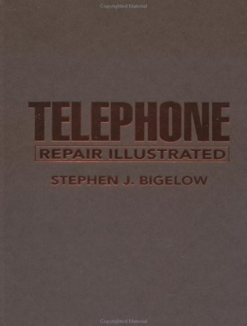 9780830640331: Telephone Repair Illustrated