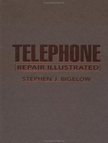 9780830640331: Telephone Repair Illustrated
