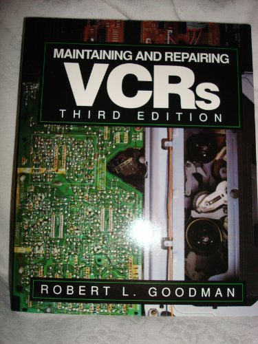 9780830640805: Maintaining and Repairing Vcrs