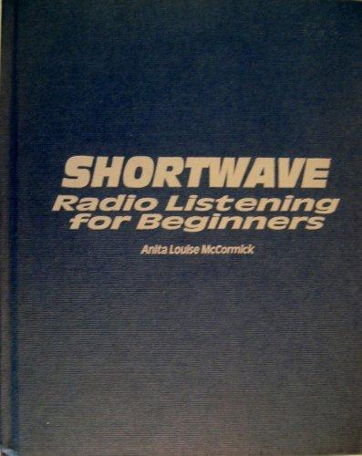 9780830641369: Shortwave Radio Listening for Beginners