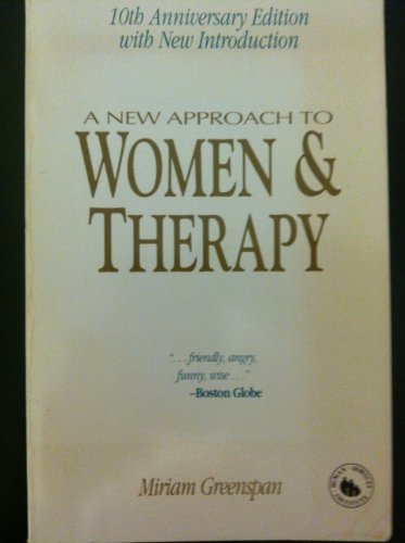 9780830641680: New Approach to Women and Therapy