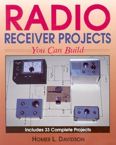 9780830641901: Radio Receiver Projects You Can Build