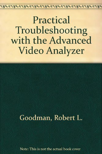 9780830643530: Practical Troubleshooting with the Advanced Video Analyzer