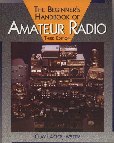 9780830643547: Beginner's Handbook of Amateur Radio