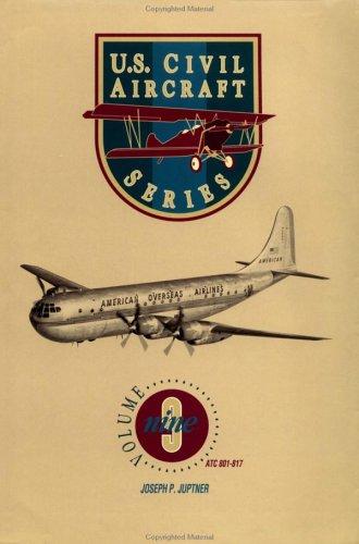 9780830643745: U.S. Civil Aircraft Series, Vol. 9: ATC 801 - 817
