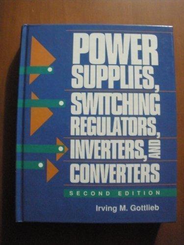 9780830644056: Power Supplies, Switching Regulators, Inverters, and Converters