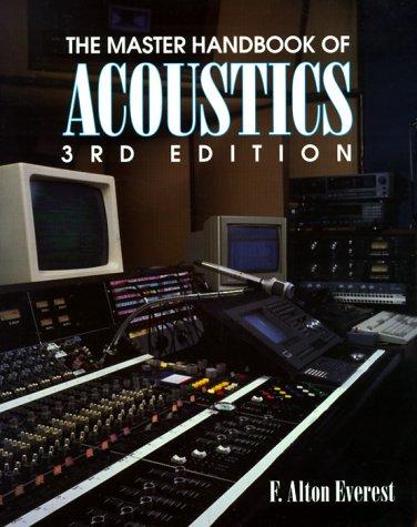 9780830644377: The Master Handbook of Acoustics