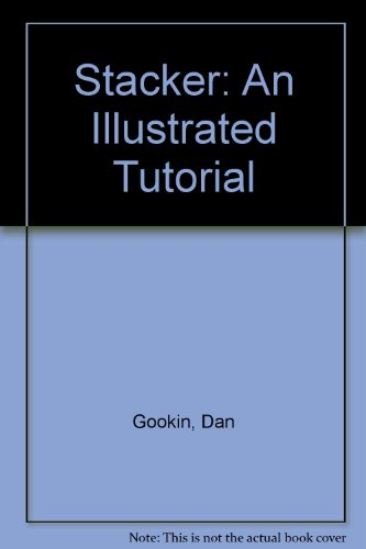 9780830644872: Stacker: An Illustrated Tutorial