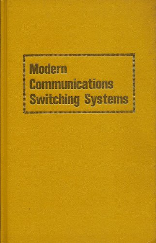 9780830646784: Modern Communications Systems