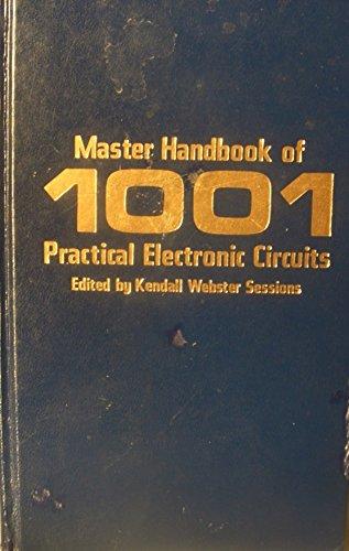 9780830648009: Master Handbook of 1001 Practical Electronic Circuits