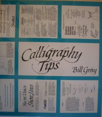 9780830655014: Calligraphy Tips