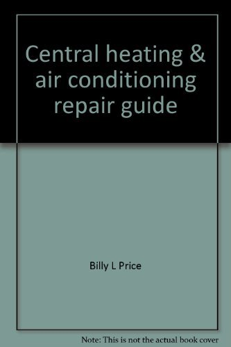 9780830601202: Central heating & air conditioning repair guide ...
