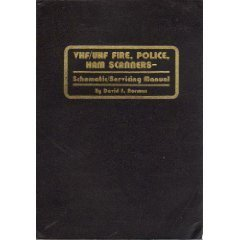 9780830658350: Very High Frequency/Ultra High Frequency Police Ham Scanners: Schematic Service Manual