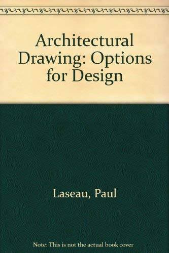 9780830670086: Architectural Drawing: Options for Design