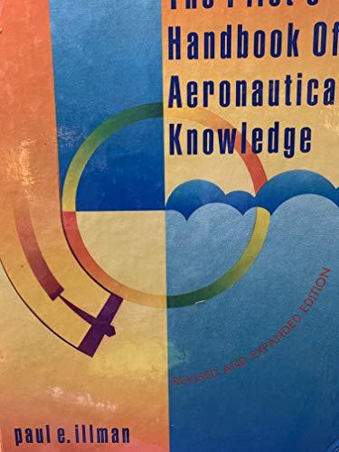 9780830675173: The pilot's handbook of aeronautical knowledge