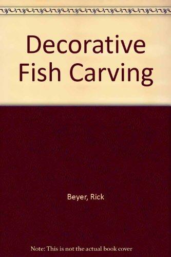 9780830675685: Decorative Fish Carving