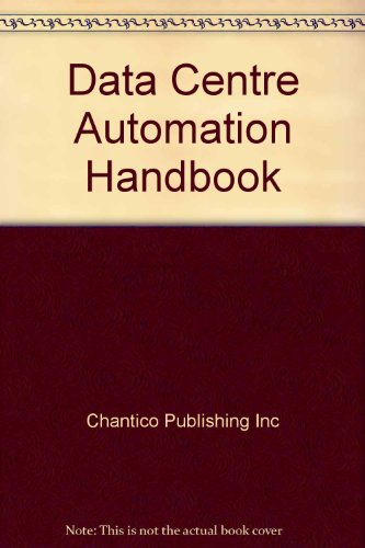 9780830676651: Data Center Automation Handbook