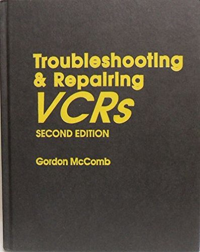 9780830677771: Troubleshooting and Repairing Vcrs