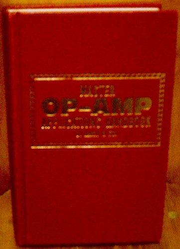 9780830678563: Master op-amp applications handbook