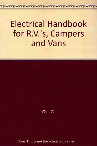 9780830678679: Electrical Handbook for R.V.'s, Campers and Vans