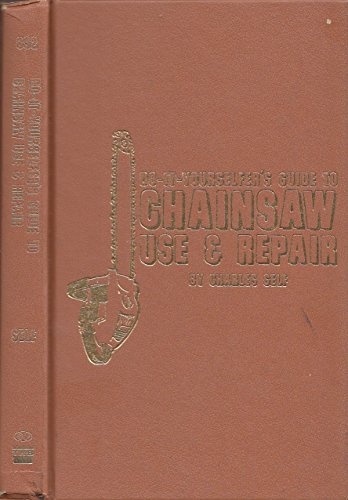 9780830678921: Do-it-Yourselfer's Guide to Chainsaw Use & Repair