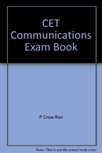 9780830679102: CET communications exam book