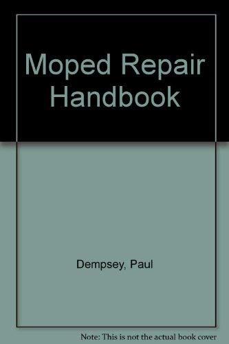 9780830679768: Moped Repair Handbook