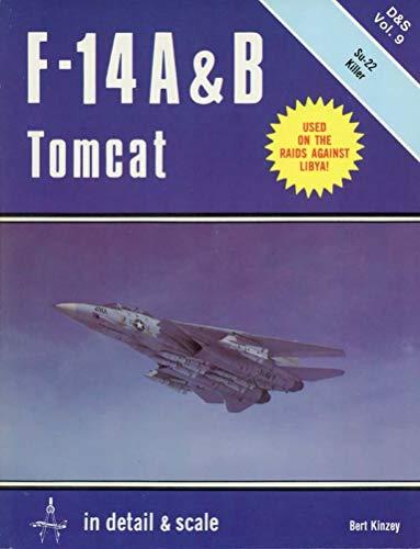 9780830680184: F-14 A & B Tomcat in Detail & Scale