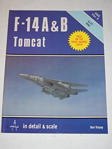 9780830680184: F-14 A & B Tomcat in Detail & Scale