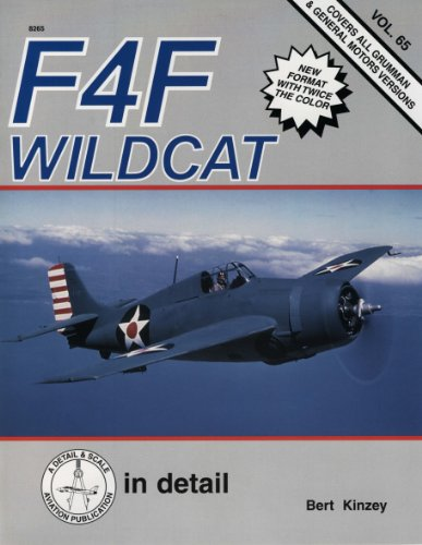 9780830680405: F4F Wildcat in Detail and Scale - D & S Vol. 30