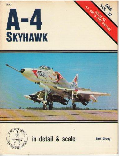 9780830680429: A-4 Skyhawk in detail & scale - D&S Vol. 32