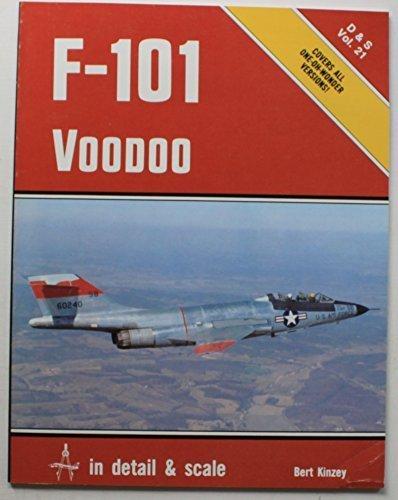 The F-101 Voodoo: Bert Kinzey