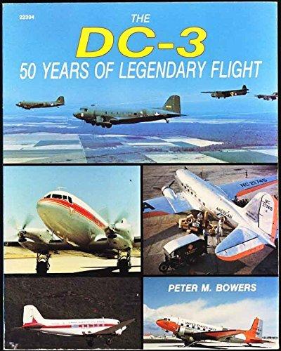 9780830681945: The DC-3: 50 Years of Legendary Flight