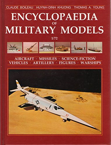 9780830682836: The Encyclopedia of Military Models (English and French Edition)