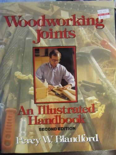 9780830683246 Woodworking Joints An Illustrated Handbook