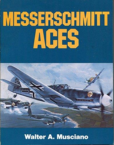 9780830683796: Messerschmitt Aces