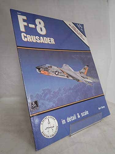 9780830685417: F-8 Crusader in Detail and Scale - D & S Vol. 31
