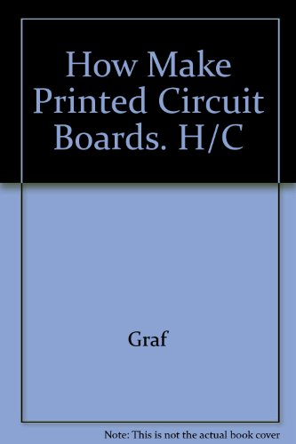 printed boards first edition abebookshow to make printed circuit boards graf