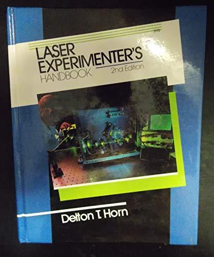 9780830691159: Laser Experimenter's Handbook